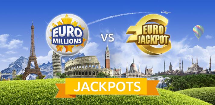 Eurojackpot EuroMillions Euro Lottery