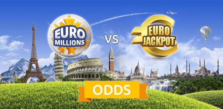 EuroMillions Eurojackpot Euro Lottery