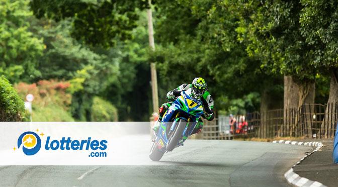 Andrew Dudgeon TT Races 2017 Lotteries.com