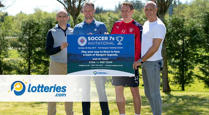 Rangers Soccer 7s Invitationals 2017