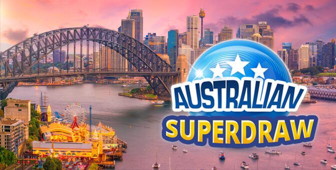 Australian Saturday Superdraw