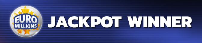 Euromillions Jackpot winner