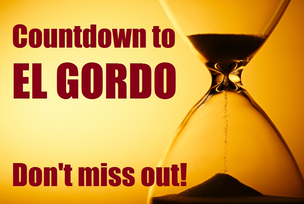 countdown to el gordo