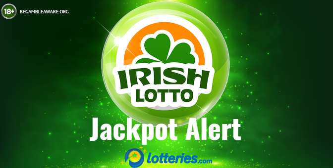 Irish Lotto Jackpot