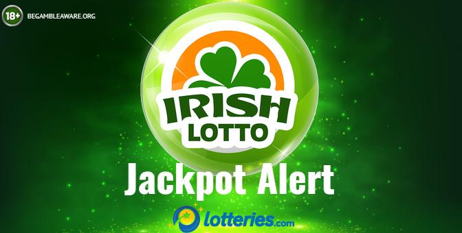 Irish Lotto Jackpot