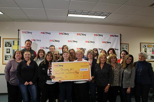 NH Lottery Syndicate