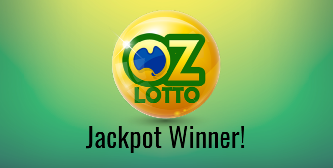 Oz Lotto jackpot winner